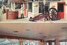 Vintage Santa Barbara Restaurants