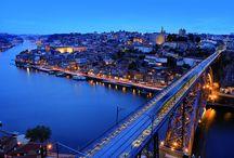Porto (Portugal) / Learn more: http://visitportoandnorth.travel/Porto-and-the-North/Visit/Porto