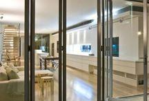 aluminium :: glass