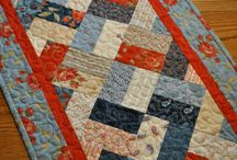 Table Runner Quilts / Table runner quilts, quilted table runners