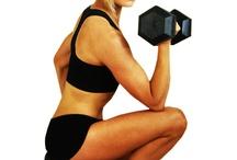 Fitness: Weight Training / by Ashley Ghilardi
