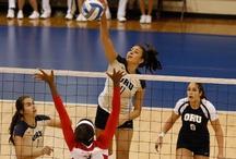 Volleyball / by ORU Athletics