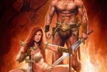 | Conan & Red Sonja |