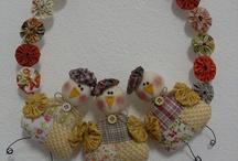 Текстильные куклы / Идеи для шитья текстильных кукол