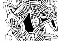 viking art style