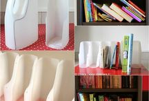 plastic bottles ideas