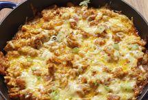 Recipes - Dinner / Recipes for dinner
