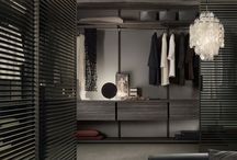 Wardrobes & Robes - Organised Beauty / Wardrobes and Robes present a stylish storage space for bedrooms and master suites.