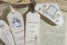 Bookmarks to Make / Ideas for crafting bookmarks