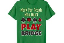 Play Bridge / This board is for all people who love playing card game.