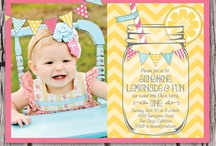baby 1st bday / by Karissa Wagner