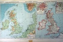 Maps / by SparklesTam