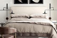 Main Bedroom - Inspiration Mood board