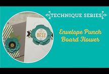 su punch board videos / by Lavinia Dow