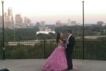 Austin TX Quinceaneras, Sweet 16s & Parties / Here are a few pictures of Quinceaneras we've done around Austin and Central Texas.