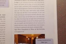 YW Instagram Yoga Weert staat in het Yoga Magazine!! Super leuk om een enthousiaste review te lezen in een landelijk tijdschrift.