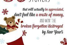 Gift Ideas / by Rebekah Wales