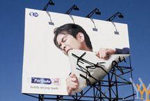 İlginç Reklam Panoları / Gerilla Pazarlama
