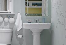 Bathrooms / by Alison
