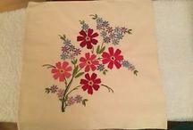 Emroidery Vintage Botanical