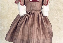 Vintage doll clothes / by Adele Powers
