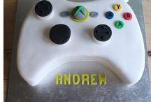 videojuegos cake