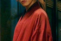 Take chan as Himura Kenshin
