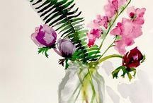 Aqu pot fleurs
