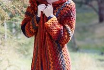 Crochet Jackets Tunics Ponchos sweaters / Crochet Clothes