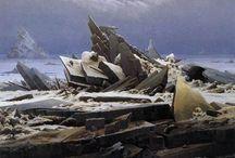 Caspar David Friedrich Paintings