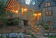 Secluded Cabins