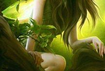 Tündérek;  Fairy; fantasy