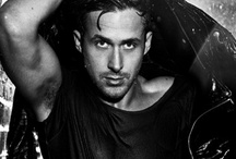 Gosling  / Pictures of my beautiful fantasy boyfriend  / by Beth Bilgre-Wagner