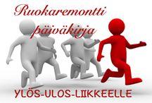 Painonpudotus - lose weight