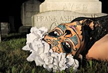 Sugar Skull Shoot Ideas / by That Girl Kendall Creative