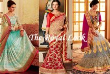 Royal Look Saree Collection