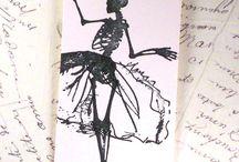 Print : Mode & Couture pour sorcière / Mercerie et étiquettes Imprimables à réduire pour miniature au 1/12ème - Maisons de poupées  * Printable : witch Fashion and seam *