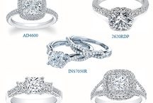 Engagement Rings / by H.L. Gross Jewelers/Since1910.com