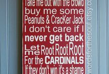 Cardinals / by Kelly Cobb