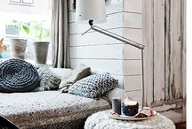 Knitting inspiratin decorating