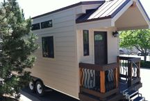 Outdoor houses/Lofts/Tiny houses