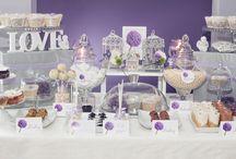 Słodkie stoły, nasze realizacje / Nasze realizacje słodkich stołów.