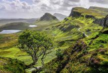 Scotland + Ireland + UK + New Zealand = LOTR vacation