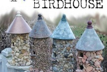 Birdhouses / by Linda Miksch