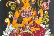 Devotional decor / Wall hangings and art - devotional