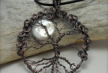 Jewelry - Wirework and Metalwork  / by Jan Prodehl Bees