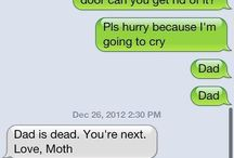 Funny messages and Auto-correct