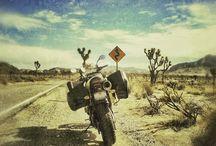 Voyages en Moto