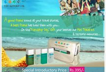 Celebrate Friendship Month wid ETM n The Nature's Co. Giveaway