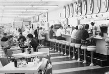 Our 50's diner Wow Diner Budapest